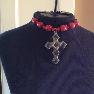 Designer Jamie Dietrich one of a kind necklace